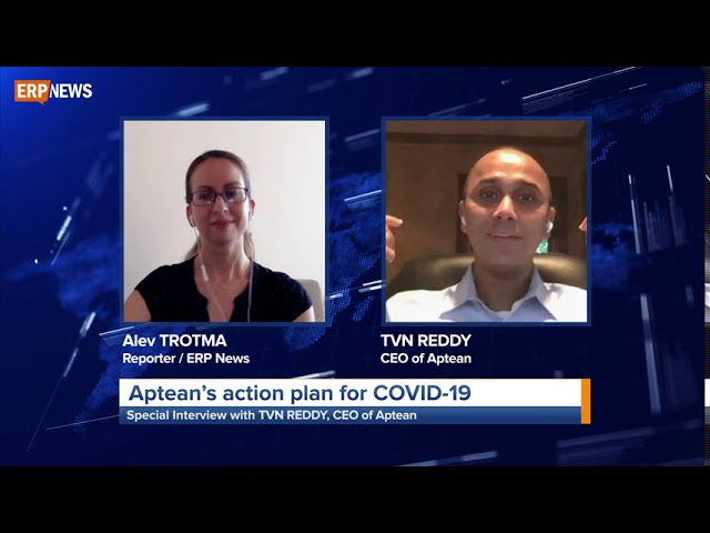 Special Interview with TVN reddy CEO of Aptean