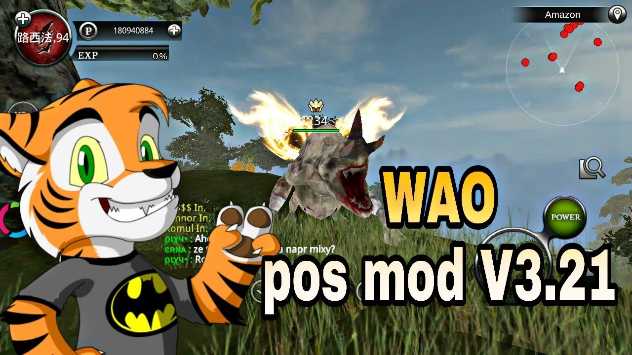 Animal Free Mp3 Download: Download Lagu Fly Mod Wild Animals Online V3 21