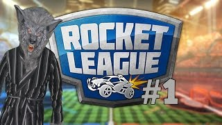 Rocket League (PS4) Part 1 - Stop Pushing Me!
