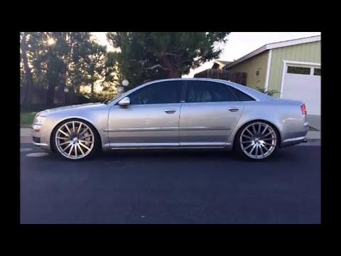 Audi a8 D3/4E Music video