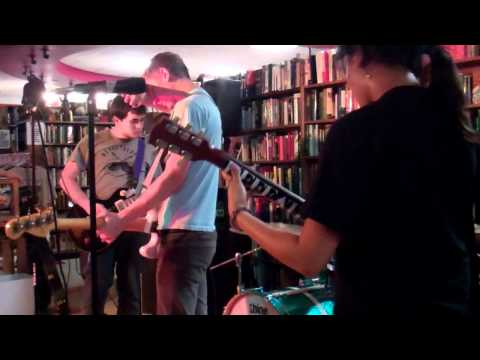 Ink And Sweat Mojo Books and Music Tampa Sept 24 2011