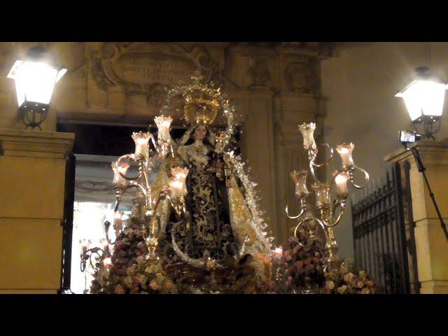 BM Oliva (Salteras) - Flor del Carmelo - Entrada de la Virgen del Carmen del Santo Ángel