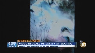 Video shows fight in Poway bullying case