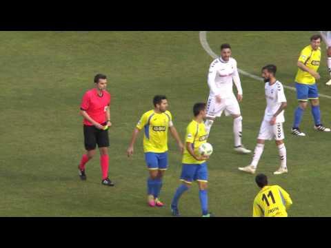 Resumen Albacete Balompié vs Real Unión de Irún