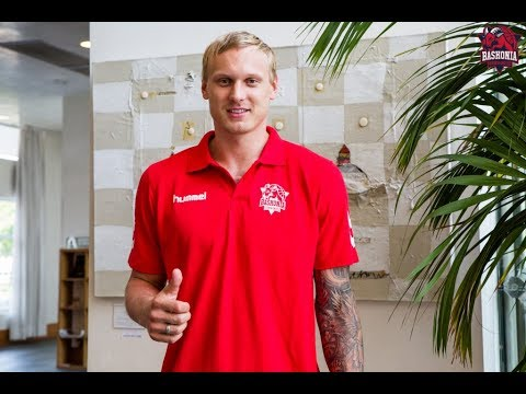 JANIS TIMMA!! WELCOME TO BASKONIA!!