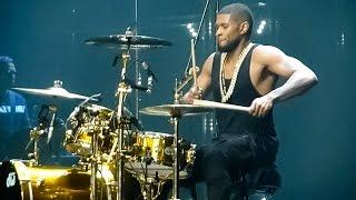 Repeat youtube video Usher - Good Kisser Live @ Zénith, Paris, 2015 HD
