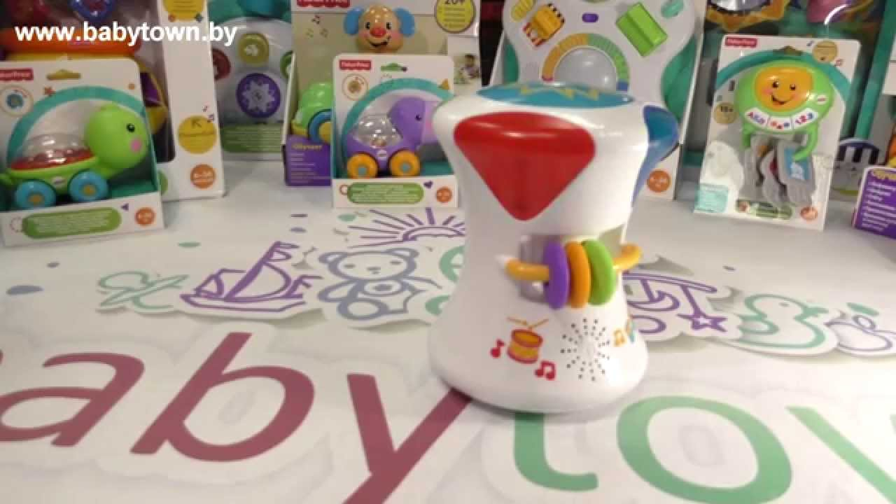 Zoom n Crawl Monster - Baby Activity Toys Review   Fisher-Price .