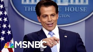 Why The Rampant White House Leaks May Never Stop   Deadline   MSNBC