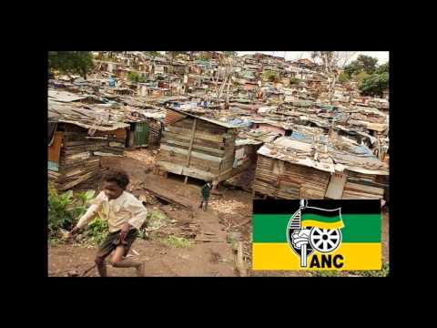 ANC south africa a sad reality