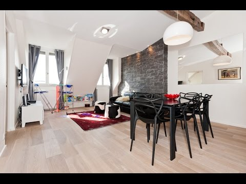 (Ref: 01008) 2-Bedroom furnished apartment on Boulevard de Sébastopol (Paris 1st)