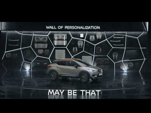 Personalize Your New Nissan KICKS