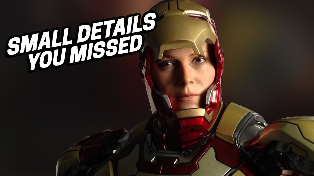 Small Details In The Big Game Avengers 4 Trailer You Missed