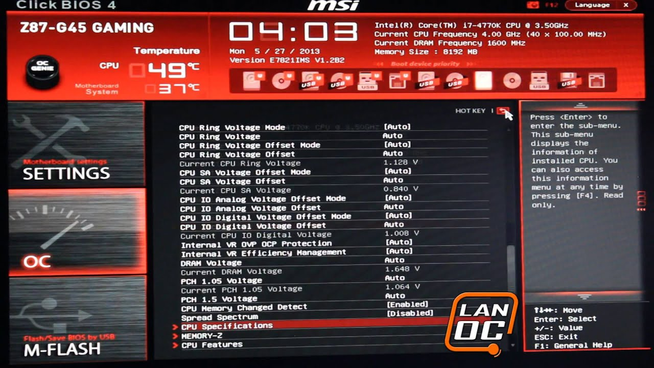 how to clear bios memory