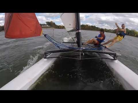 Hoover Reservoir  10:7:2017 (Columbus Sailing Club)