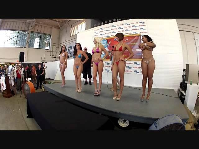 2012 Grove Slam! Bikini Contest RAW GoPro Footage