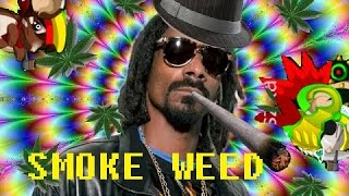 "Snoop Dogg - ""Smoke Weed Everyday"" wersja Transformice"