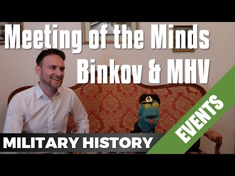 Meeting of the Minds - Commissar Binkov & MHV