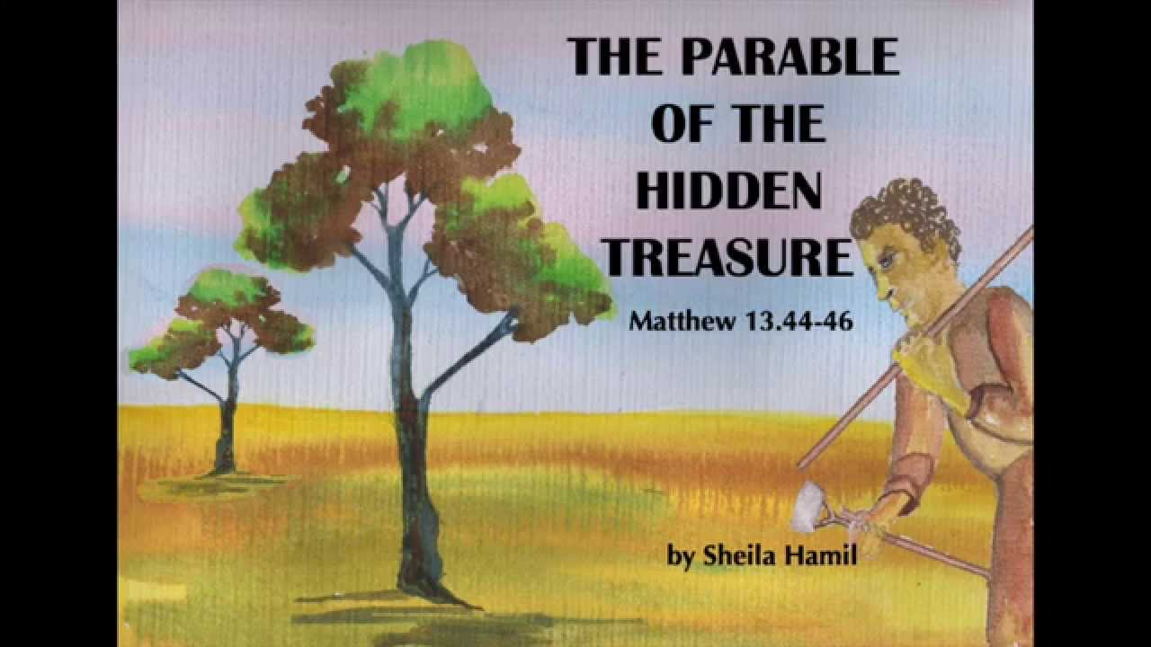 the parable of the hidden treasure youtube