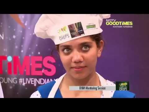 IIHM Young Chef India 16 - Delhi City Finals
