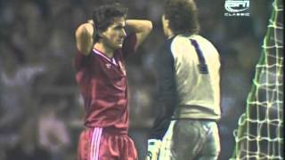 England 1-1 Romania (1985) WCQ