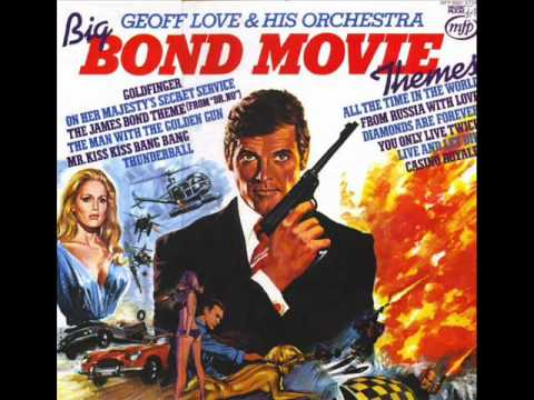 Great/Big Bond movie themes. We Have All The Time In The World.  Geoff Love