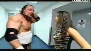 HHH & Steph More than a Crush!