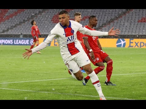 Bayern Monaco vs Paris Saint German highlights Champions League Quarti di finale Full HD