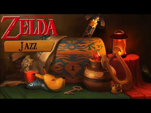 Relaxing The Legend Of Zelda Jazz Covers