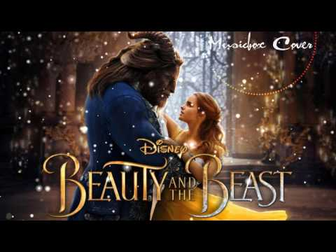 [Music box Cover] Beauty and the Beast - Disney song