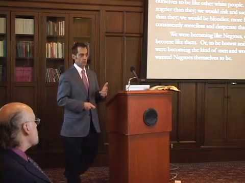 Bearing Witness in the Writings of Russell Banks: An Ingersoll Lecture Seminar with John Stauffer