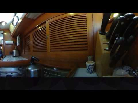 Brokerage - 1994 Tayana 48 - 360 Video - by Annapolis Yacht Sales