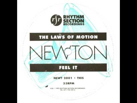 Newton - A1 - Club Class EP - The Laws Of Motion