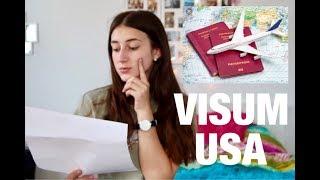 Visum - Vlog / Auslandsjahr 2018/19
