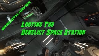 Let's Play ► Hellion | Part 4 | Looting the Derelict Space Station