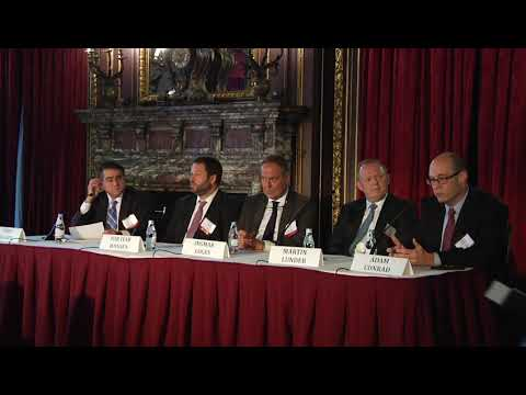 2016 New York Maritime Forum - Bank Finance & Shipping Panel
