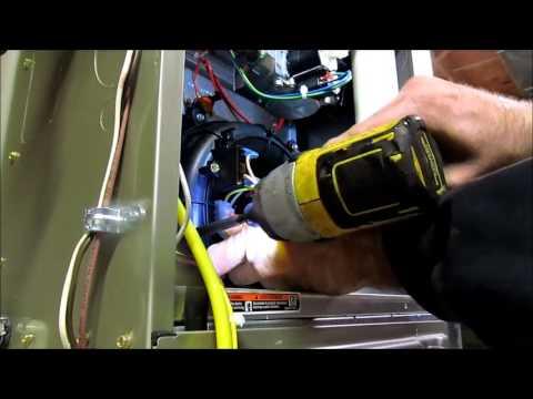 Carrier furnace 59SC5A080 #31 fault code inducer fix