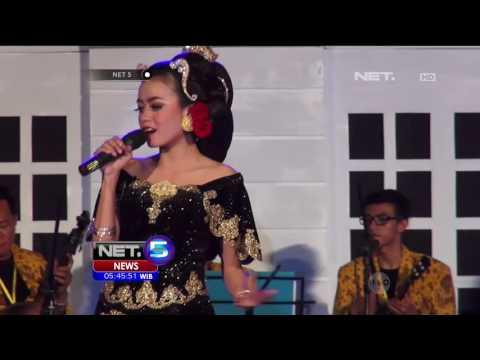 Belasan Orkes Musik Meriahkan Festival Keroncong Solo 2016 - NET5