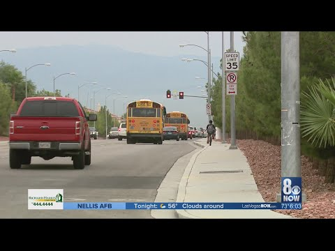 Effects Of CCSD's Worker Shortage: District Will Hold Job Fair To Fill More Than 100 Bus Driver Posi