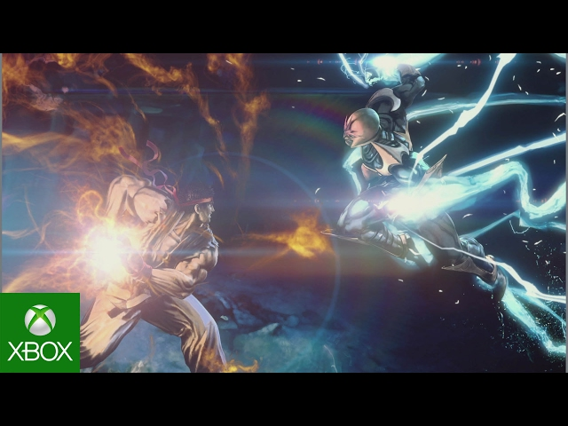 Ultimate Marvel vs. Capcom 3 Trailer
