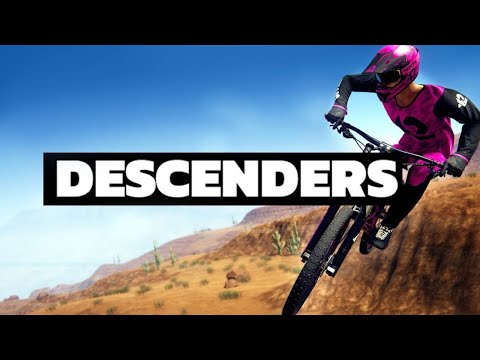 DESCENDERS PC Review - Early Access Downhill MTB Mountain Bike Game