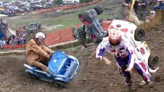 Extreme Redneck Games - Barbie Jeep Racing RWP