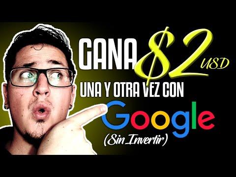 Cómo ganar dinero en Google SIN INVERTIR [2018] 🤑🤑🤑