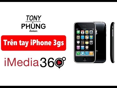 [Smartphone] - Trên tay iPhone 3gs - Cổ mà không hề cùi !!!