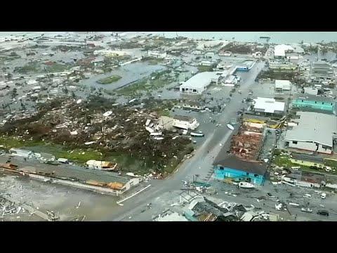 """Ураган """"Дориан"""": число жертв растет"""