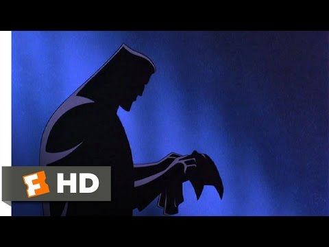 Batman: Mask of the Phantasm (5/10) Movie CLIP - Batman Begins (1993) HD