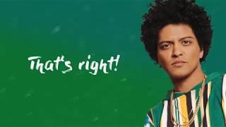 Bruno Mars - Finesse (Remix) Feat. Cardi B ( Lyrics video )