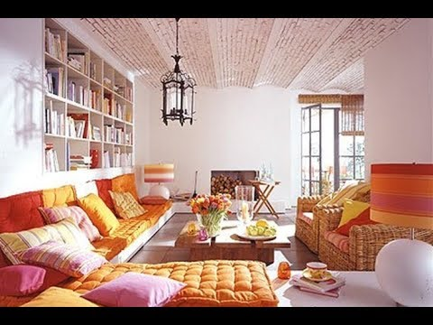 Charmant Bohemian Style Living Room Decorating Ideas | Boho Chic Interior  Inspiration   Home Art