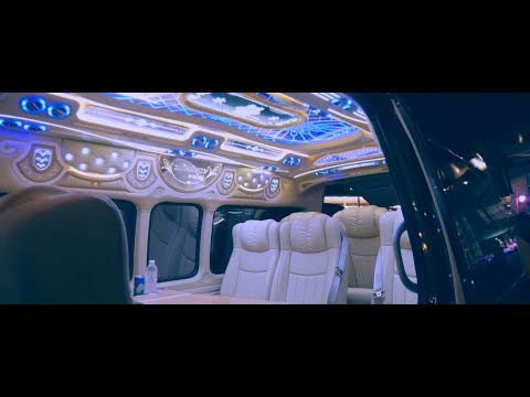 Toyota HIACE VIP THAILAND - CRAZY INTERIOR DESIGN