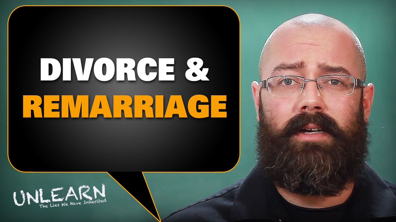 Divorce and remarriage, what does the Bible really say