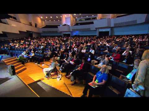#IWGHelsinki Plenary Session: 100% Sport